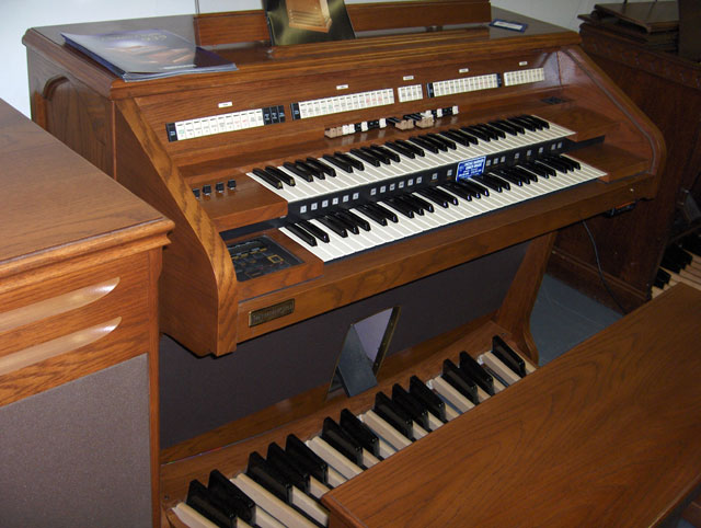 vintage hammond church organs new hammond b3 pipe organ in one w leslie 814. Black Bedroom Furniture Sets. Home Design Ideas