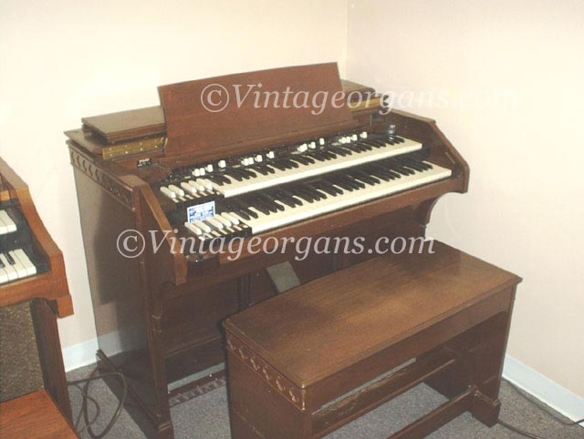 vintage hammond church organs   leslie 142